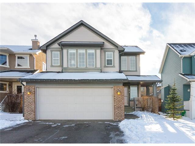 Sold: 1617 Hidden Creek Way Northwest, Calgary, AB