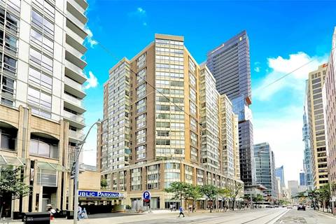 Condo for sale at 711 Bay St Unit 1618 Toronto Ontario - MLS: C4607156