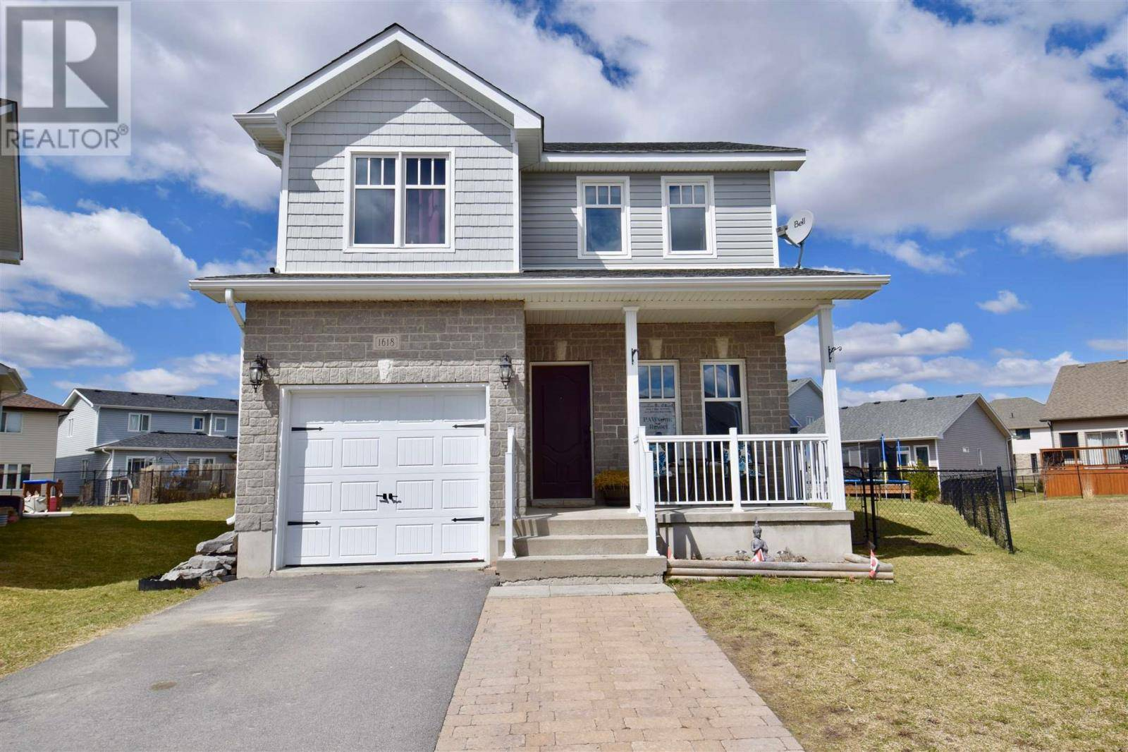 House for sale at 1618 Crimson Cres Kingston Ontario - MLS: K20001754