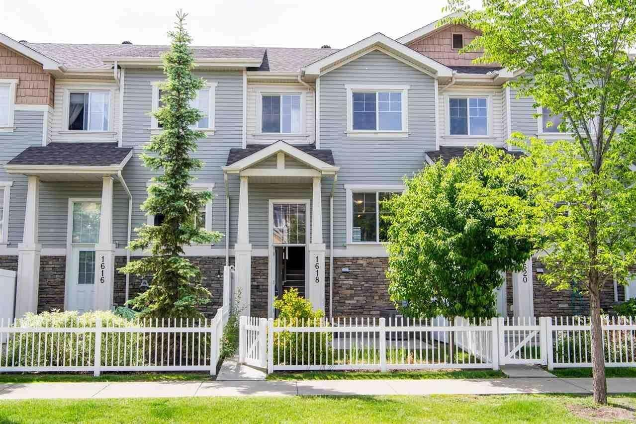 Townhouse for sale at 1618 Towne Centre Bv NW Edmonton Alberta - MLS: E4203611