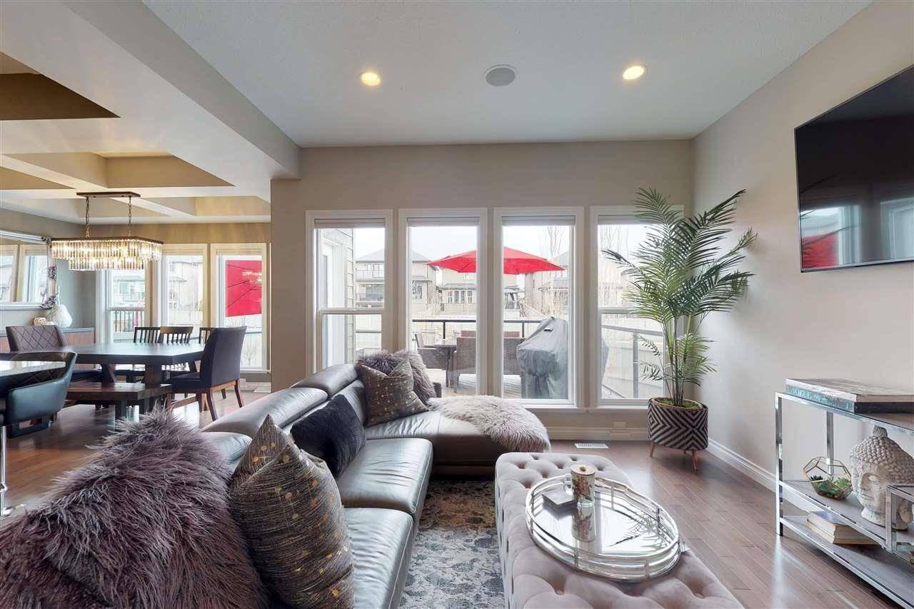 House for sale at 1618 Wates Cs Sw Edmonton Alberta - MLS: E4153029