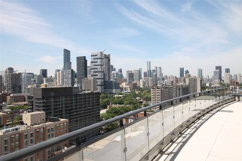 Apartment for rent at 460 Adelaide St Unit 1619 Toronto Ontario - MLS: C4674158