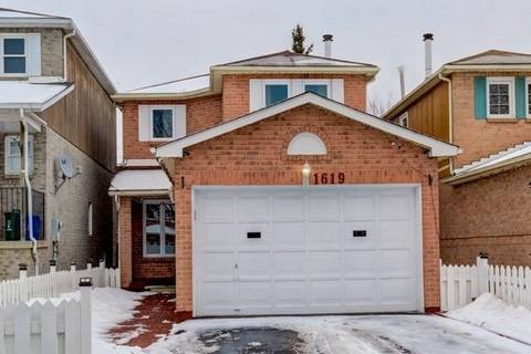 House for sale at 1619 Marshcourt Dr Pickering Ontario - MLS: E4356079