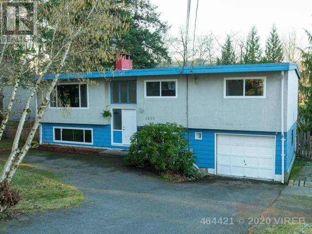 House for sale at 1619 Venlaw Rd Nanaimo British Columbia - MLS: 464421