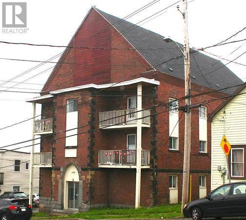 Townhouse for sale at 168 Charlotte St West Unit 162 Saint John New Brunswick - MLS: NB028135