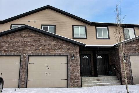 Townhouse for sale at 162 3 St W Cardston Alberta - MLS: LD0101410