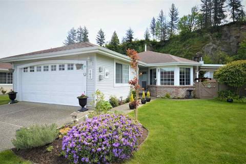 House for sale at 6001 Promontory Rd Unit 162 Chilliwack British Columbia - MLS: R2445156