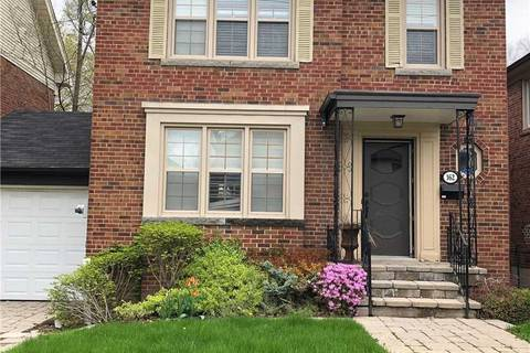 House for rent at 162 Ava Rd Toronto Ontario - MLS: C4452826