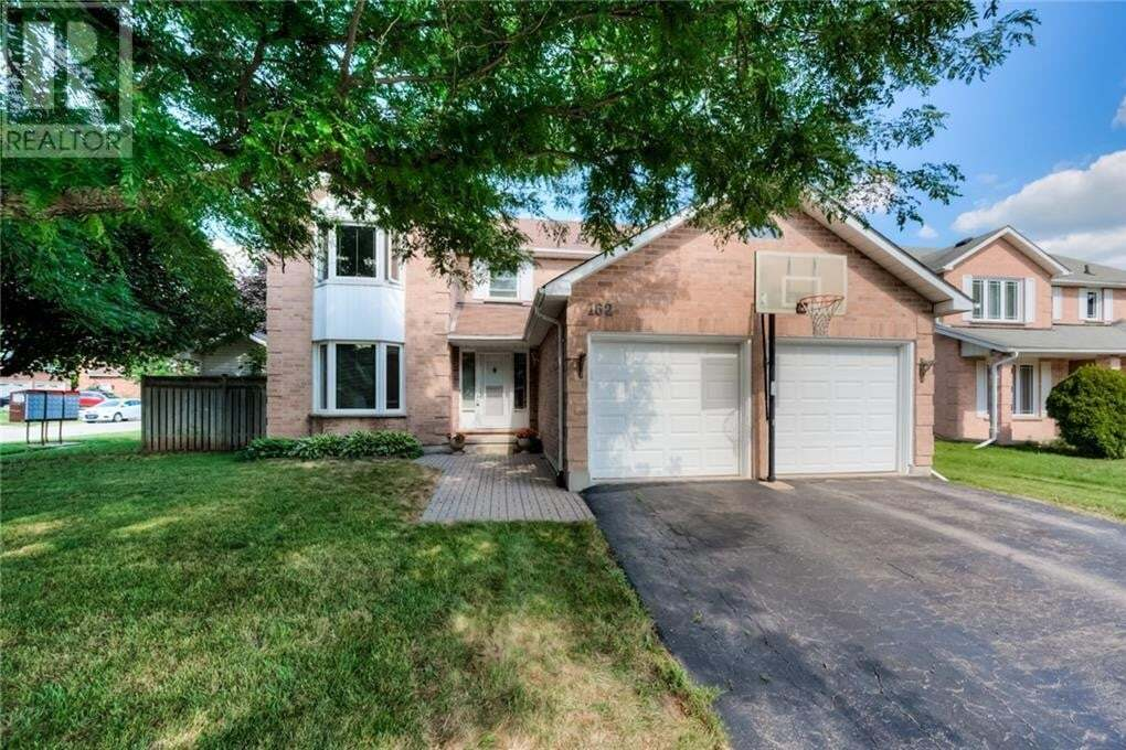 House for sale at 162 Bayne Cres Cambridge Ontario - MLS: 30827340