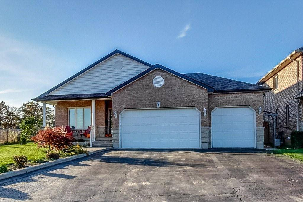 House for sale at 162 Braemar Ave Caledonia Ontario - MLS: H4066311