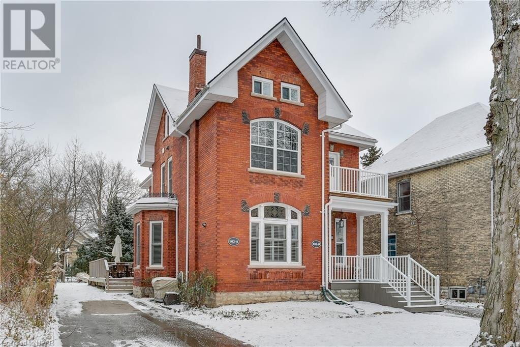 Townhouse for sale at 162 Brunswick St Stratford Ontario - MLS: 40046054