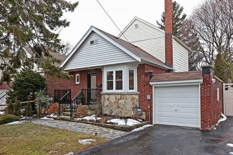 House for sale at 162 Cornell Ave Toronto Ontario - MLS: E4701965