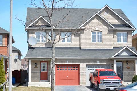 Townhouse for sale at 162 Crystalview Cres Brampton Ontario - MLS: W4423317