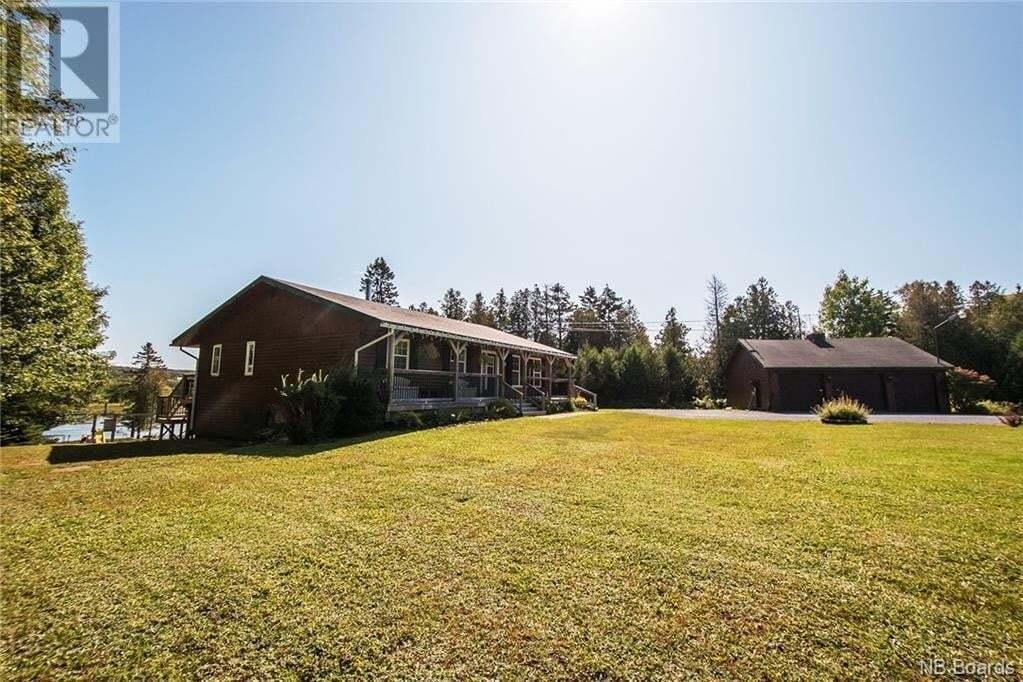 House for sale at 162 Darlings Island Rd Darlings Island New Brunswick - MLS: NB041138