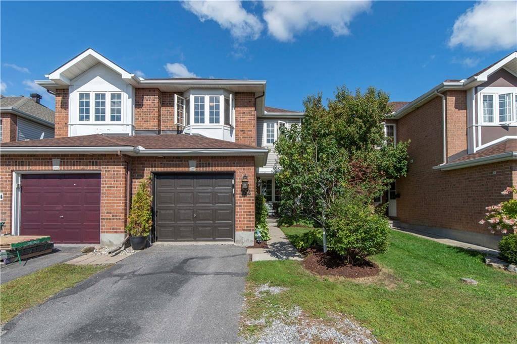 House for sale at 162 Deerfox Dr Ottawa Ontario - MLS: 1167969