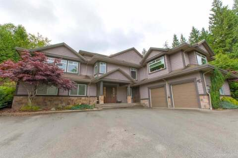 House for sale at 162 Dogwood Dr Anmore British Columbia - MLS: R2473342