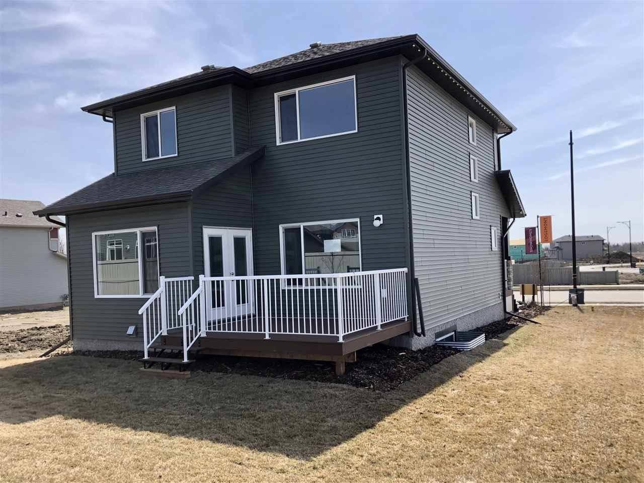 House for sale at 162 Edgemont Rd Nw Edmonton Alberta - MLS: E4184899