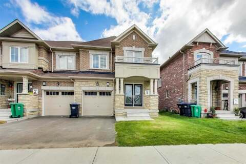 Townhouse for sale at 162 Golden Springs Dr Brampton Ontario - MLS: W4779617