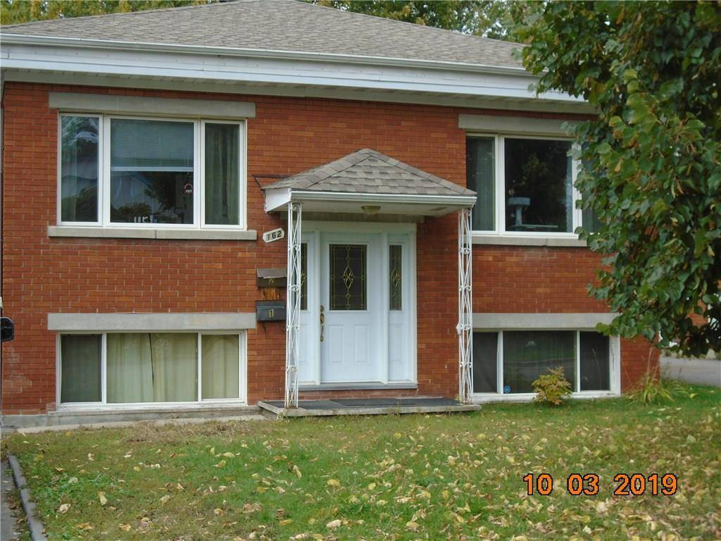 Townhouse for sale at 162 Granville St Ottawa Ontario - MLS: 1171669