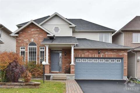 House for sale at 162 Lamplighters Dr Nepean Ontario - MLS: 1215670