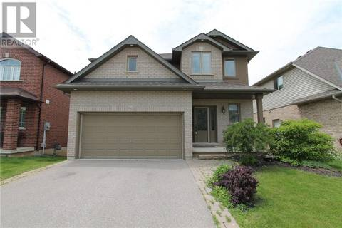 House for sale at 162 Mcguiness Dr Brantford Ontario - MLS: 30746137