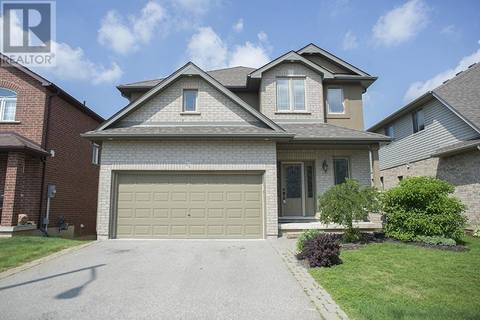 House for sale at 162 Mcguiness Dr Brantford Ontario - MLS: 30749365