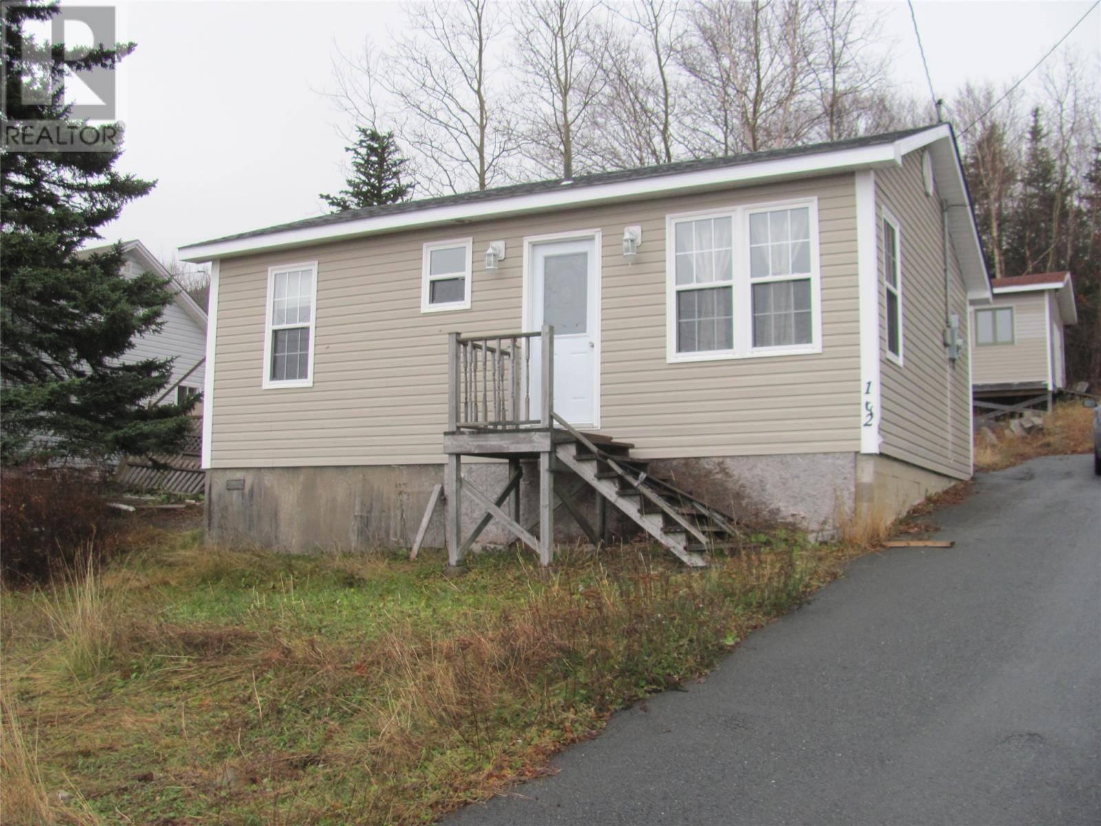 House for sale at 162 Memorial Dr Clarenville Newfoundland - MLS: 1209948
