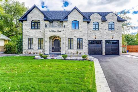 House for sale at 162 Oliver Pl Oakville Ontario - MLS: W4482824