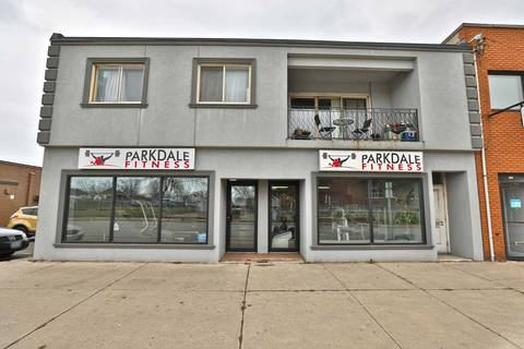 Commercial property for sale at 162 Parkdale Ave Hamilton Ontario - MLS: X4645430