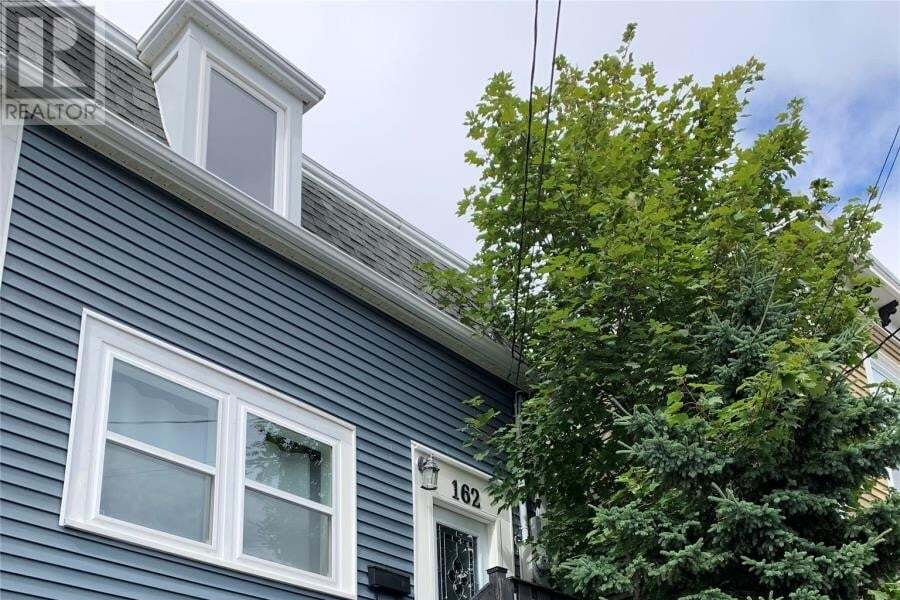 House for sale at 162 Pleasant St St. John's Newfoundland - MLS: 1213426