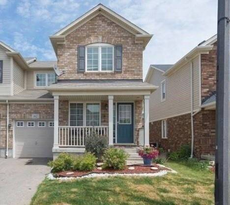 Townhouse for sale at 162 Silverthorne Dr Cambridge Ontario - MLS: X4681585