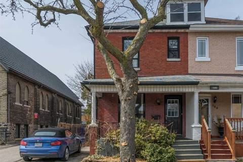 Townhouse for sale at 162 Sixth St Toronto Ontario - MLS: W4401946