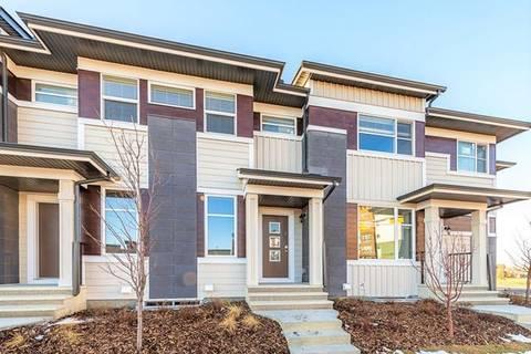 Townhouse for sale at 162 Skyview Circ Northeast Calgary Alberta - MLS: C4275996