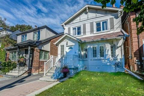 House for sale at 162 St Clair Ave Toronto Ontario - MLS: C4596485