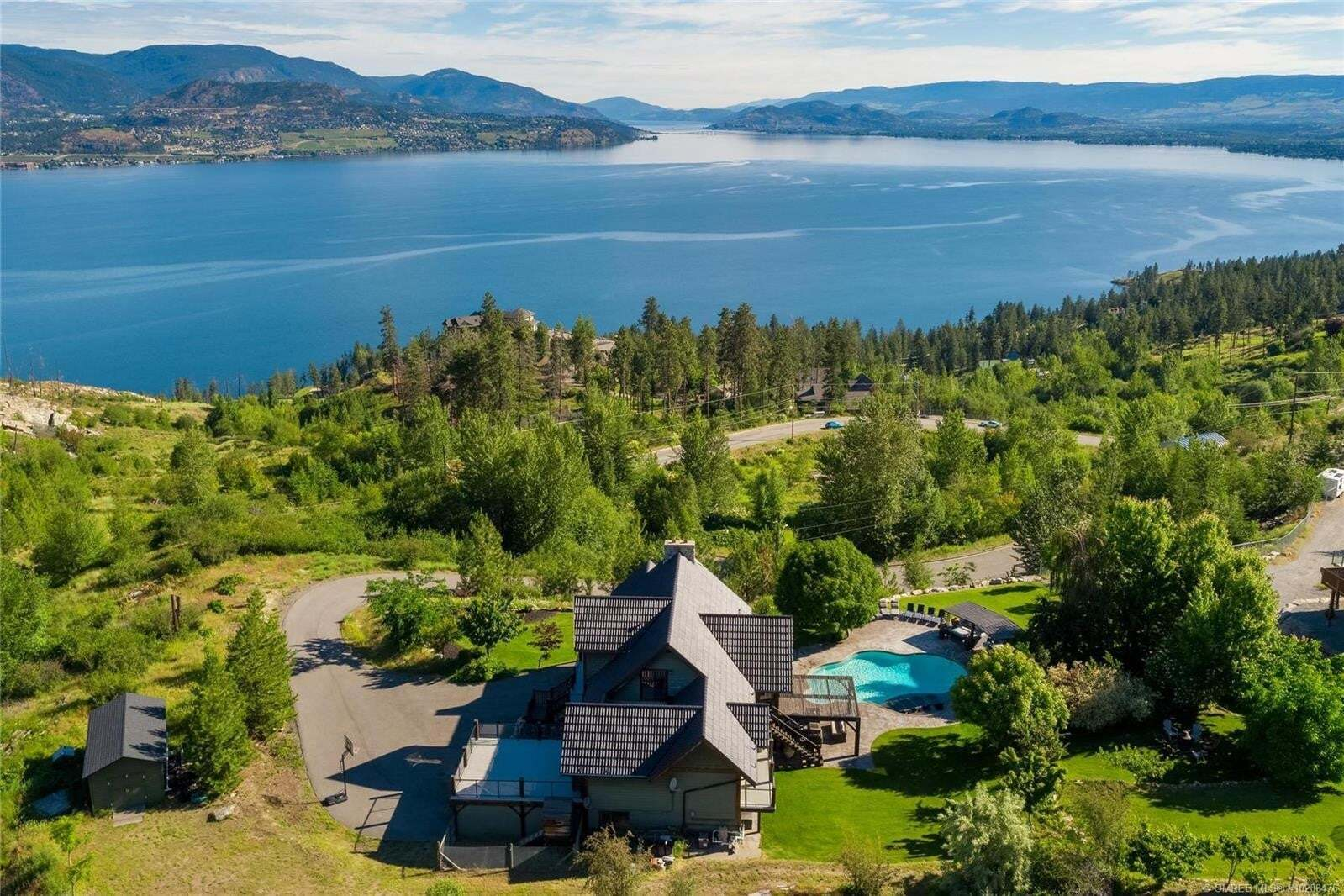 House for sale at 162 Timberline Rd Kelowna British Columbia - MLS: 10208476