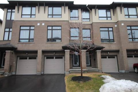 Townhouse for sale at 162 Wild Senna Wy Ottawa Ontario - MLS: 1146517