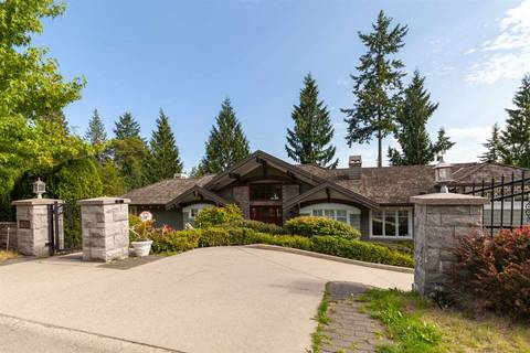 House for sale at 1620 Chippendale Rd West Vancouver British Columbia - MLS: R2389471