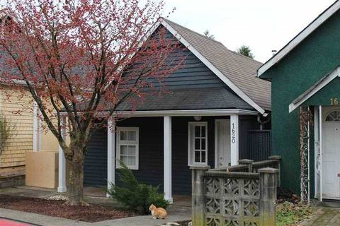 House for sale at 1620 11th Ave E Vancouver British Columbia - MLS: R2376863