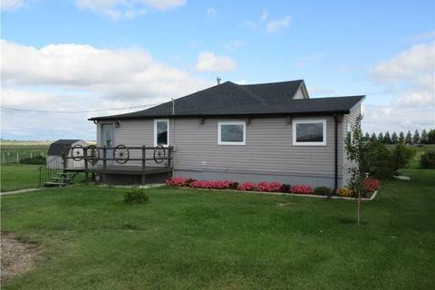 House for sale at 162020 Range Road 132  Vauxhall Alberta - MLS: LD0178232