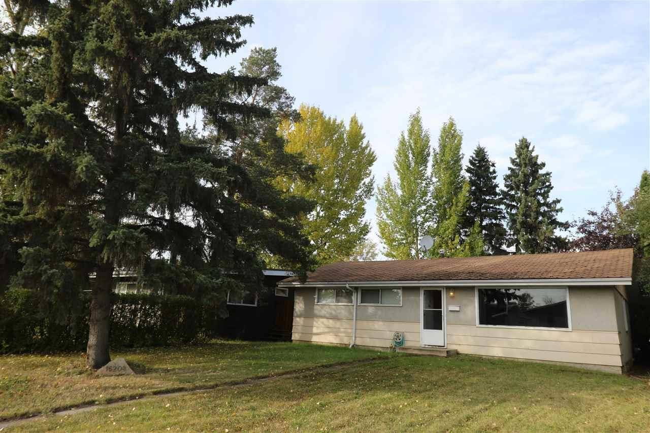House for sale at 16208 79a Ave Nw Edmonton Alberta - MLS: E4176291