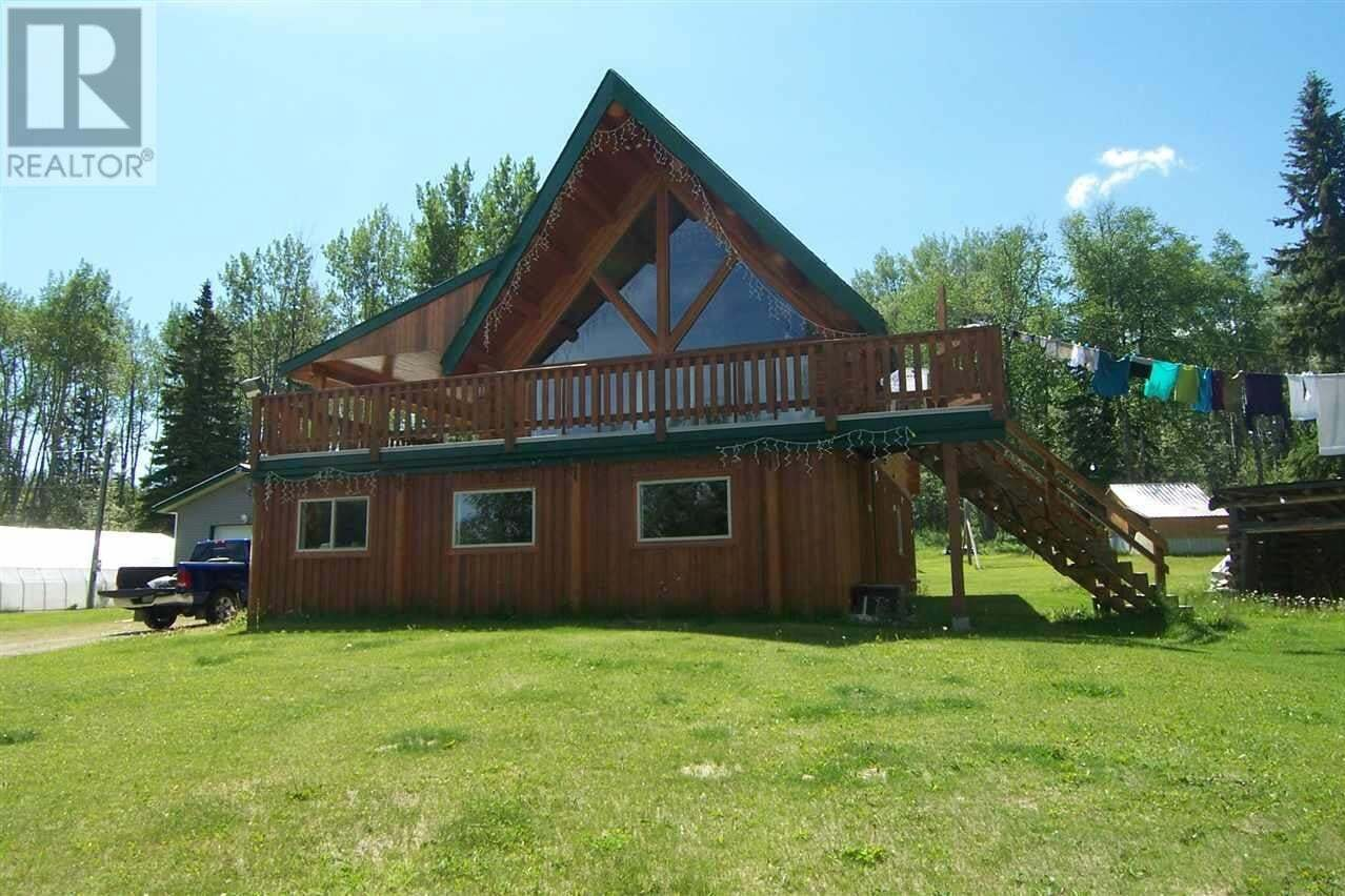 House for sale at 1621 Winword Rd Quesnel British Columbia - MLS: R2435714