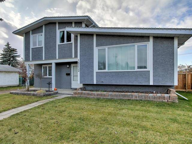 House for sale at 16212 114 St Nw Edmonton Alberta - MLS: E4177885