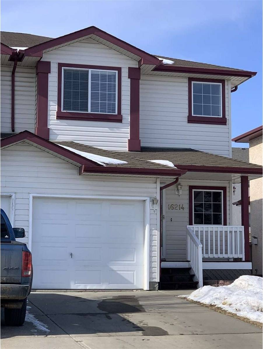 Townhouse for sale at 16214 93 St Nw Edmonton Alberta - MLS: E4192796