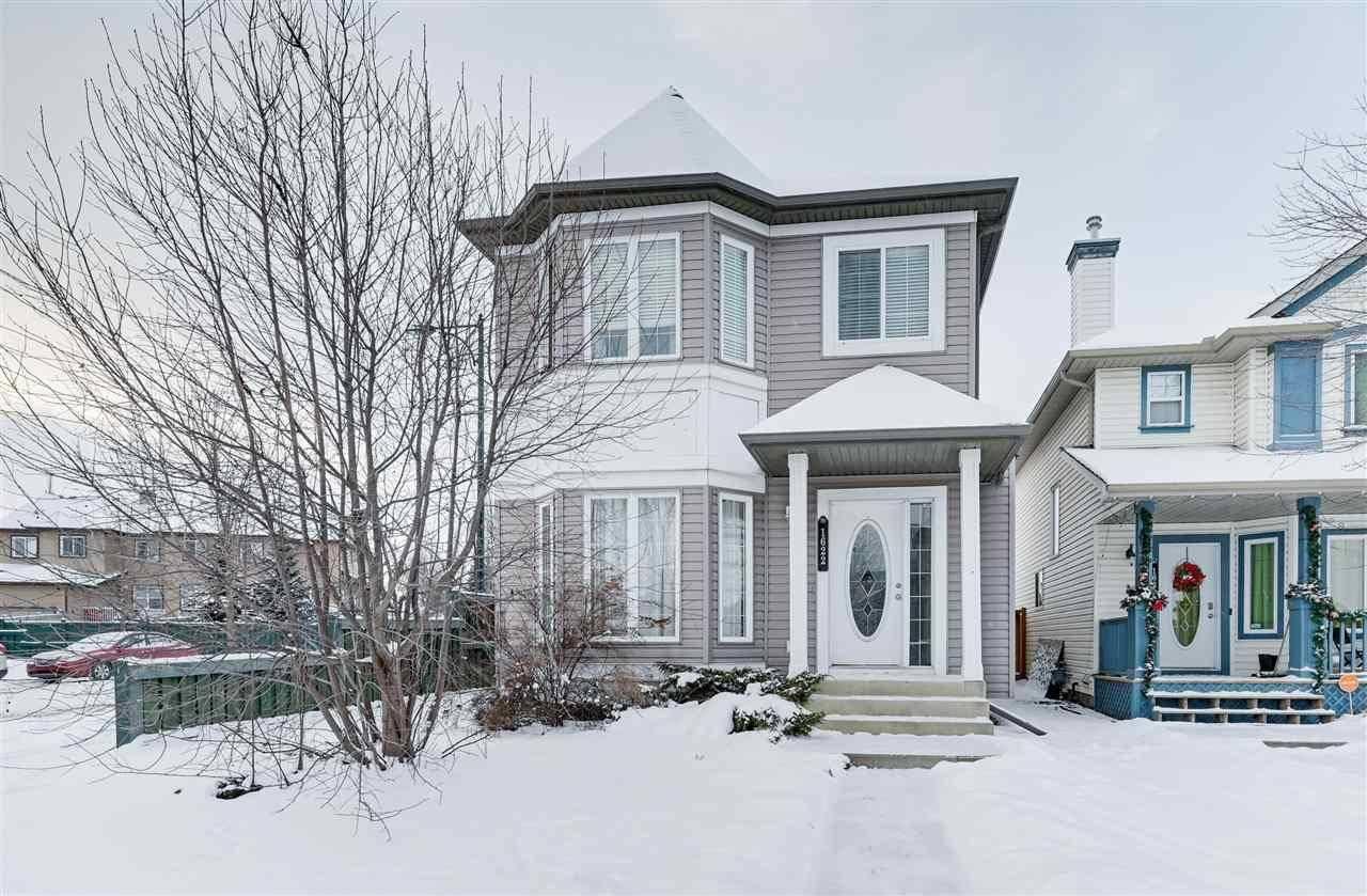 House for sale at 1622 123 St Sw Edmonton Alberta - MLS: E4188668