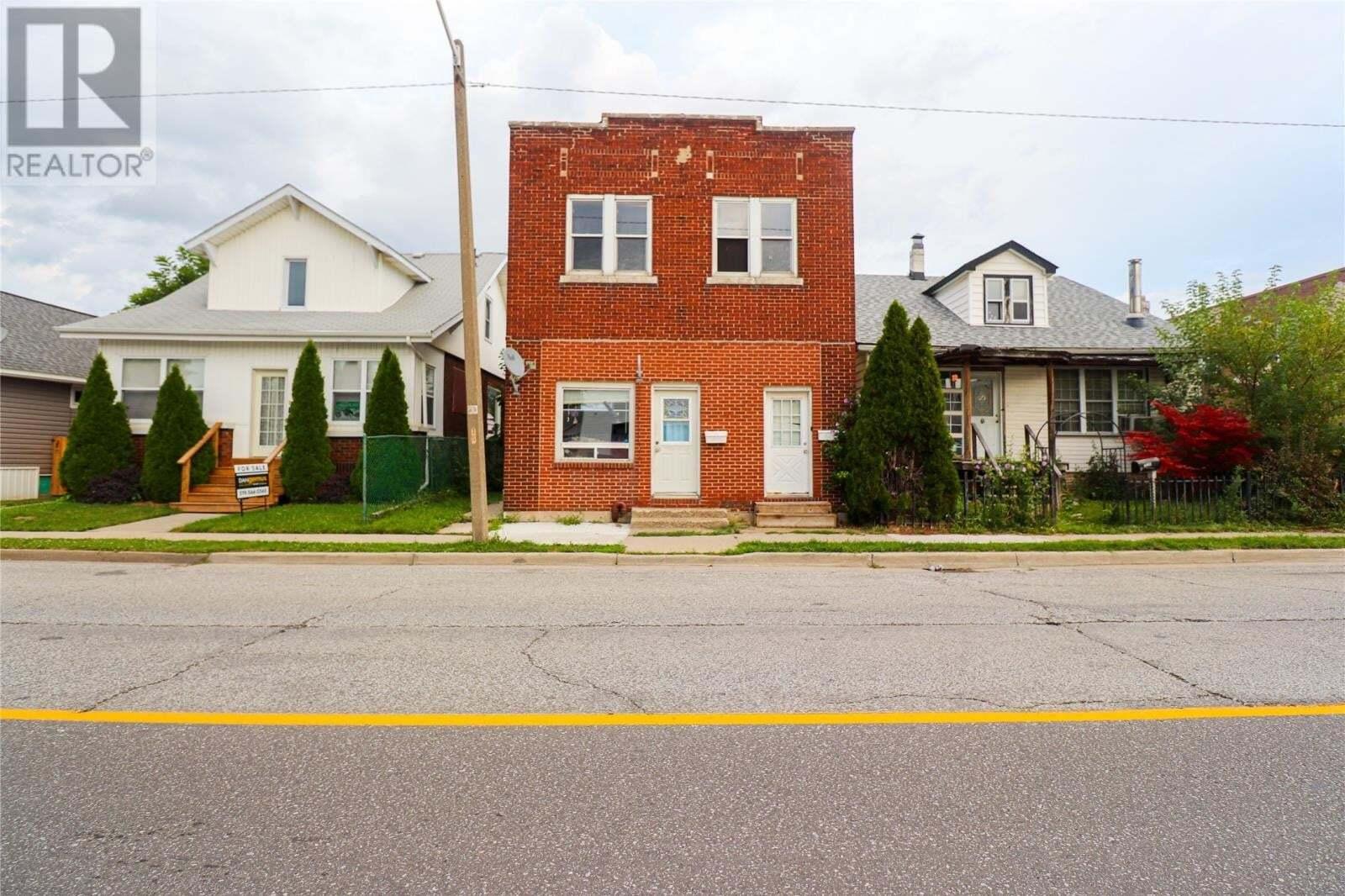 Townhouse for sale at 1622 Drouillard  Windsor Ontario - MLS: 20009715