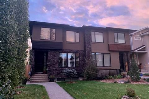 Townhouse for sale at 1622 41 St Southwest Calgary Alberta - MLS: C4248256