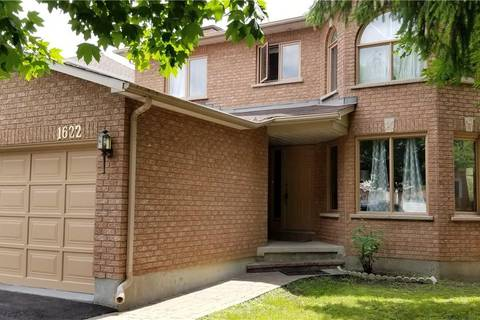 House for sale at 1622 Blohm Dr Ottawa Ontario - MLS: 1157304