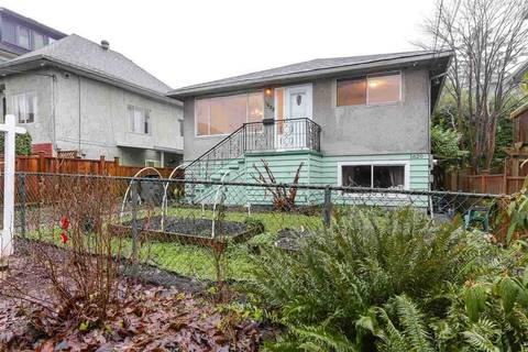 House for sale at 1622 Kitchener St Vancouver British Columbia - MLS: R2360344