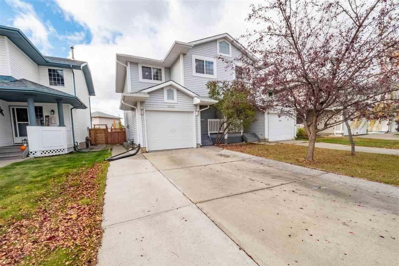 Townhouse for sale at 16220 57 St NW Edmonton Alberta - MLS: E4218497