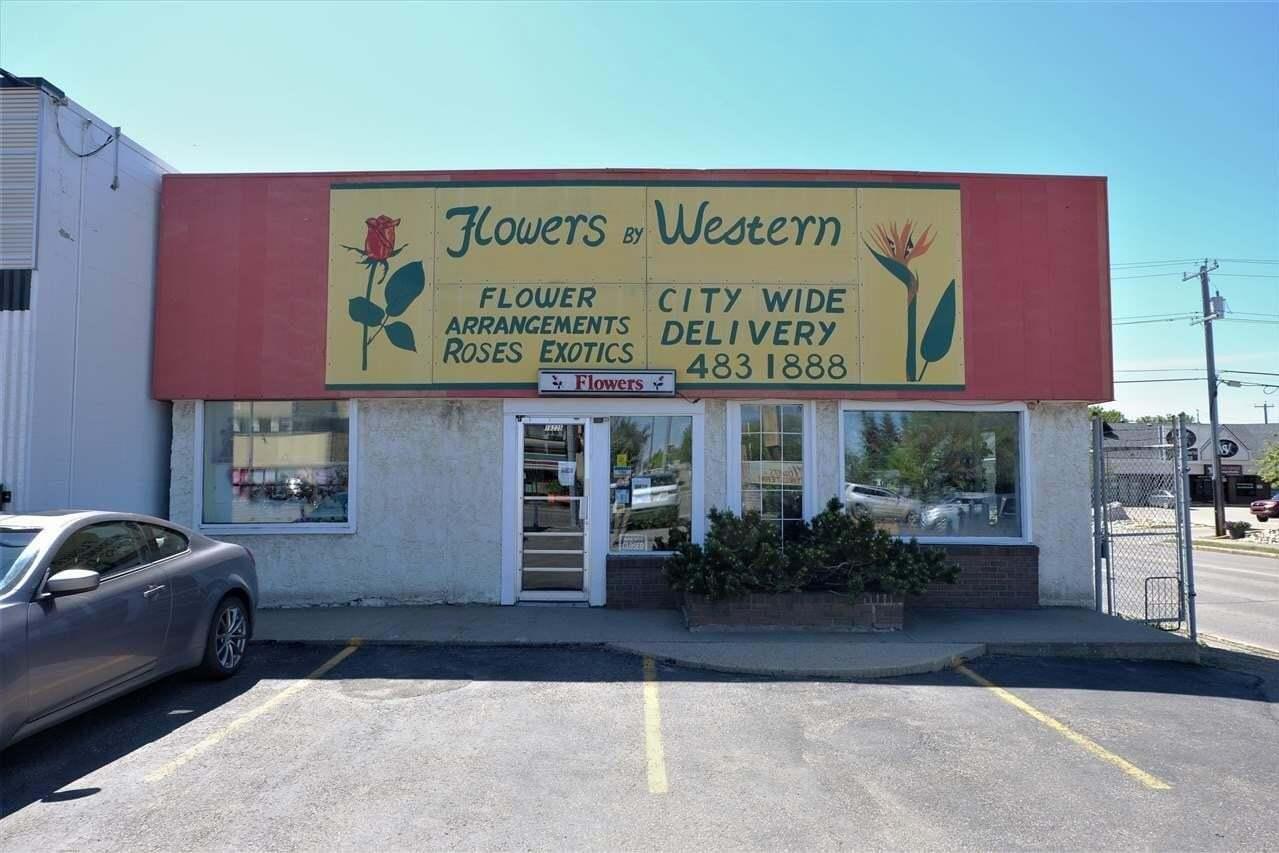 Residential property for sale at 16225 Stony_plain Rd NW Edmonton Alberta - MLS: E4201280